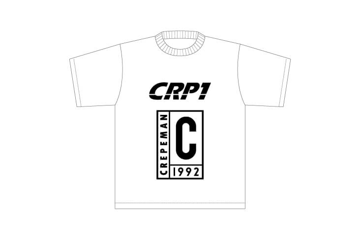 CREPEMAN DJ DARUMA Ollie magazine T-shirts Contest SEMI GRAND PRIX Masa 1